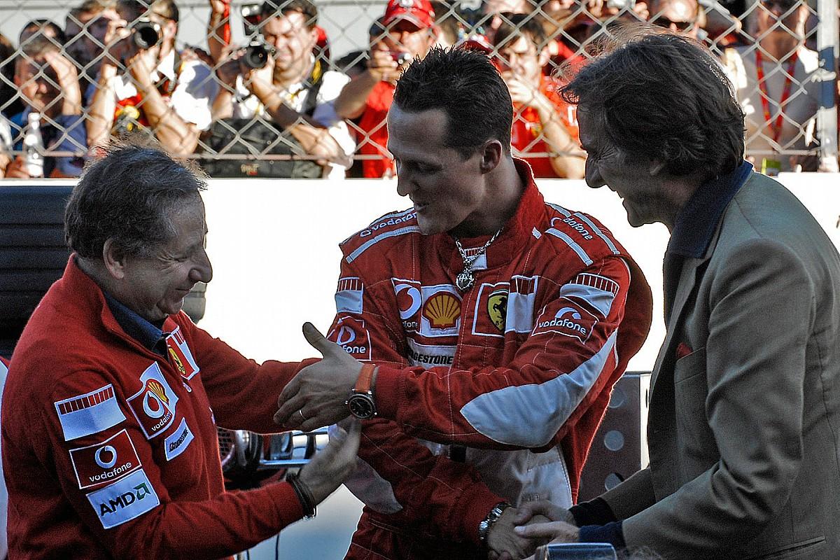 Montezemolo: Azt akarták, hogy rúgjam ki Schumachert!