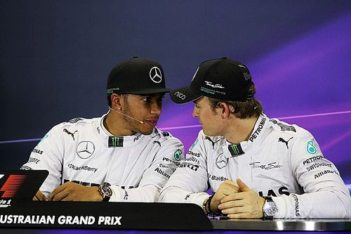 Duel Rosberg dan Hamilton pada 2016 Lebih Kompleks
