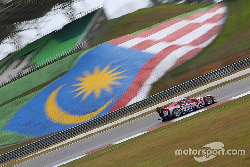 2020年にマレーシア大会が復活。スーパーGT初のナイトレース開催