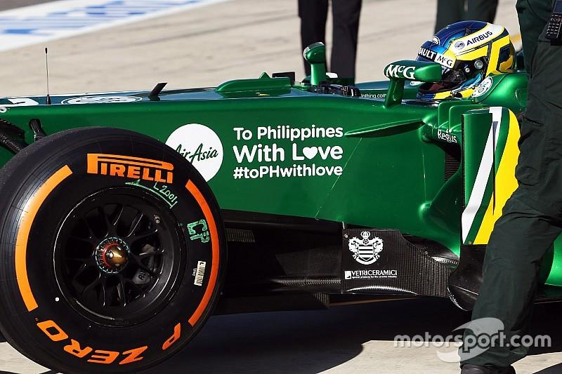 У Формулі 1 з'явилася назва Гран Прі Філіппін