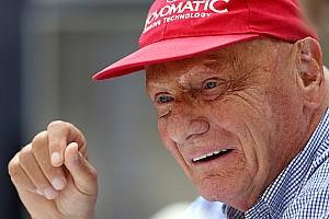 Fotogallery Lauda: buon compleanno Niki per i tuoi 70 anni