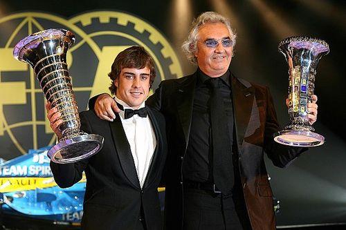 """Briatore: """"Fernando jövőre bebizonyítja, hogy az egyik legjobb"""""""