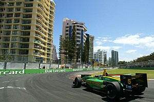 IndyCar heading to Australia for Surfers Paradise talks