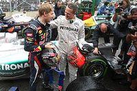 Vettel: a Schumacherhez való hasonlítgatások már nem segítenek