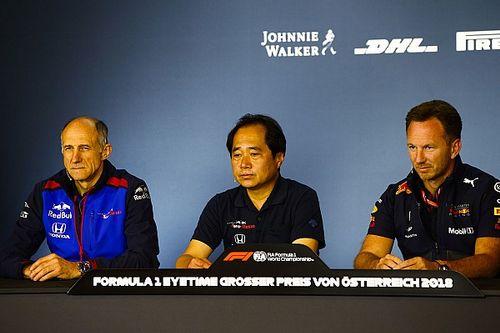 本田为两支红牛车队调整F1团队结构