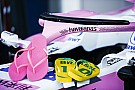 Formule 1 Ook Force India strikt teenslipperfabrikant als sponsor voor halo