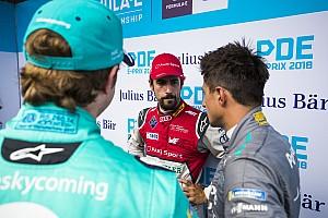 Di Grassi, multado también tras la carrera por no llevar la ropa interior adecuada