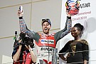 Dovizioso admits Qatar win was an