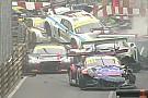 GT Квалификационная гонка Кубка мира FIA GT закончилась массовым завалом