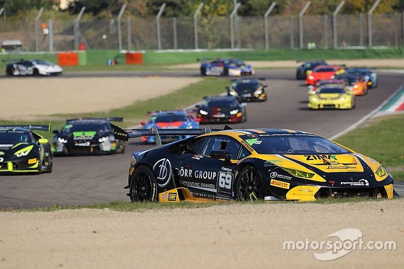Lamborghini World Final: Wlazik/Scholze crowned in Am/Cup Race 2