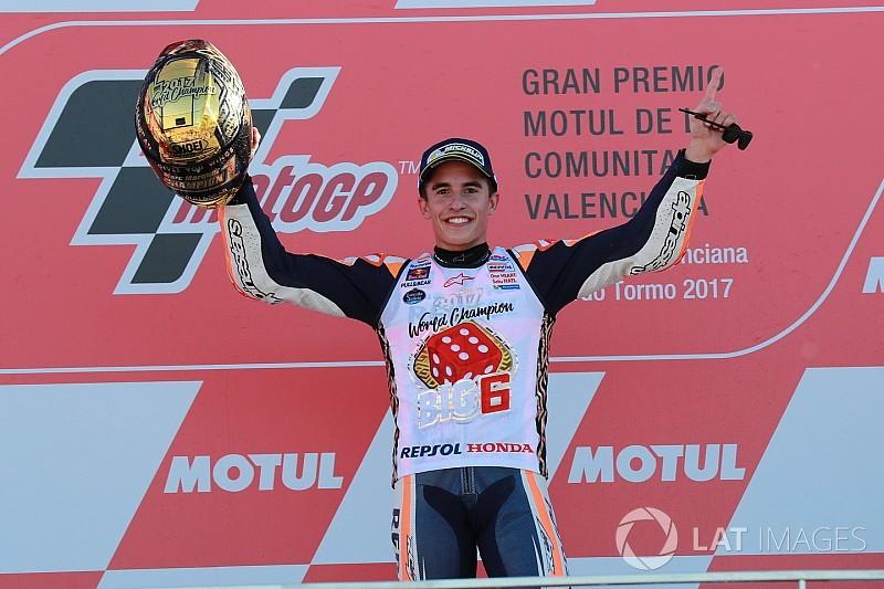 Crutchlow: Marquez satu-satunya 'alien' di MotoGP