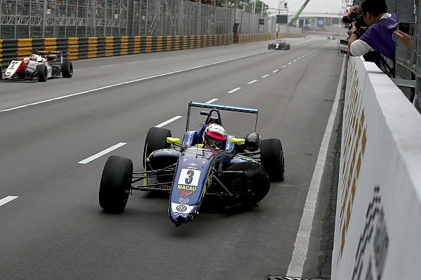 Видео: сумасшедший последний круг Гран При Макао