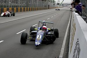 F3 Breaking news Habsburg: Last-corner Macau crash better than second place