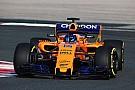 Formula 1 Alonso jajal McLaren MCL33 pada sesi shakedown