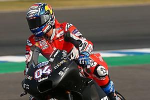 MotoGP Reaktion Andrea Dovizioso: