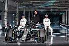 Mercedes resmi luncurkan penantang titel F1 2018, W09