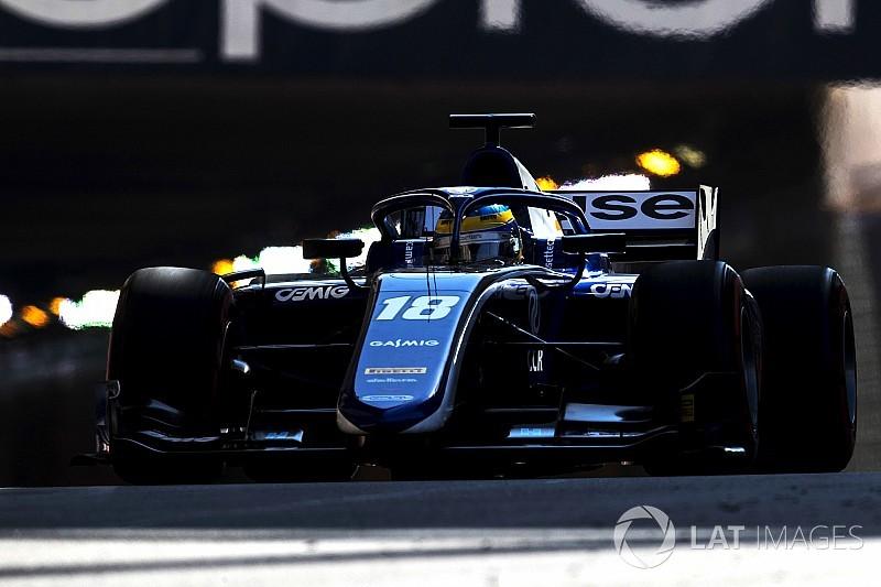 Sette Camara, Monaco'daki ilk yarışı kaçıracak