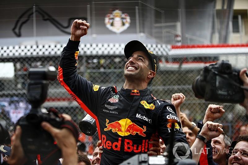 Ricciardo: Mais uma vitória pode nos dar chance de título