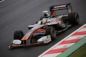 Super Formula finale cancelled, Ishiura champion
