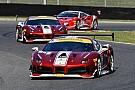 Ferrari Nielsen vence a Leimer en la primera carrera de la Ferrari Challenge Europe