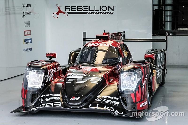 Rebellion R-13 LMP1 aracı resmen tanıtıldı