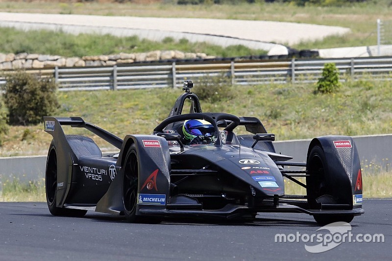 Massa completa primeiros testes com novo carro da Fórmula E
