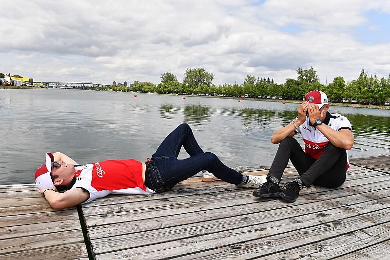 Гран Прі Канади: найкращі фото четверга