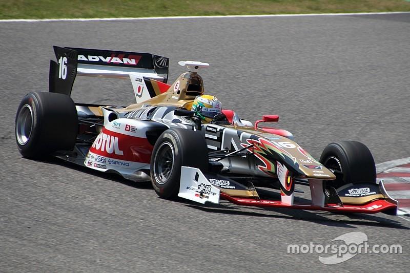Сезон Суперформулы начался с победы Ямамото