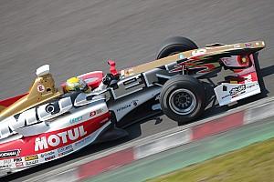 Super Formula Race report Suzuka Super Formula: Yamamoto dominates season opener