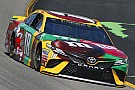 Kyle Busch makes it three in a row with win at Richmond