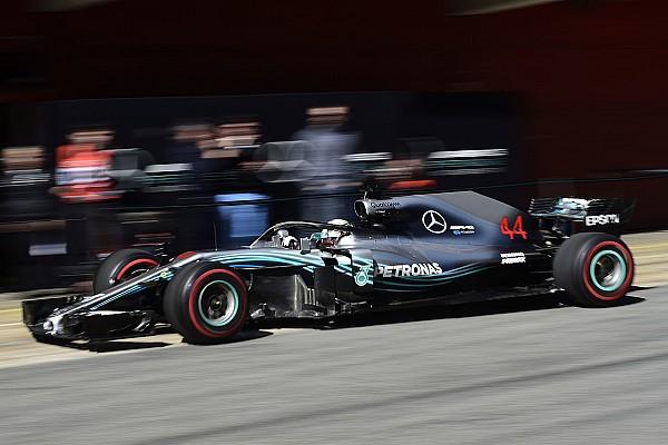 Formule 1 Mercedes et l'obsession des performances de la concurrence