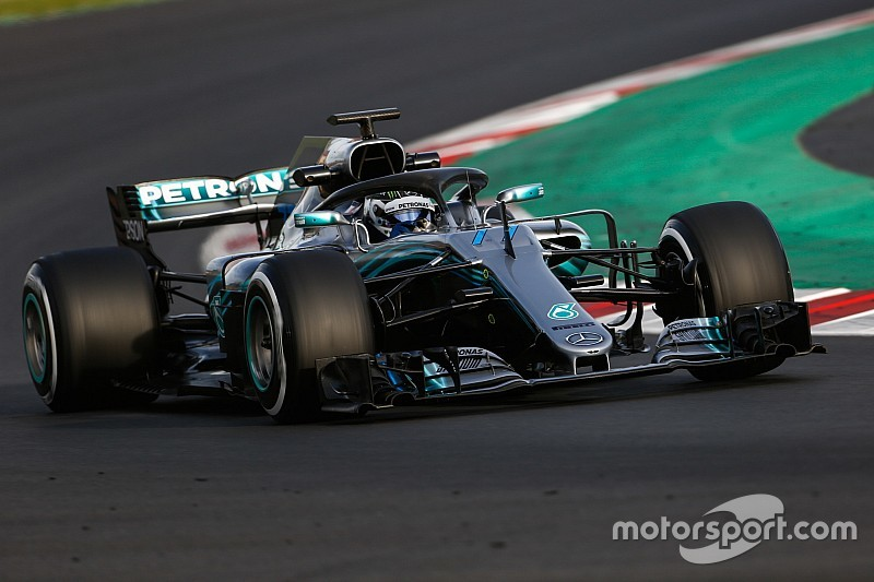 """Bottas says Mercedes' one-lap pace """"unknown"""""""