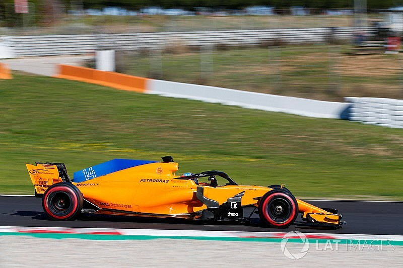 """Alonso """"doesn't need"""" final day of testing despite troubles"""