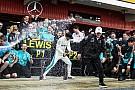 Formule 1 Hamilton et son avenir: