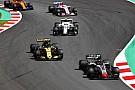 Daftar pembalap tes tengah musim F1 Barcelona