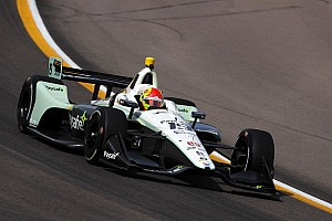 IndyCar Special feature Fittipaldi column: Running with the big boys on IndyCar debut