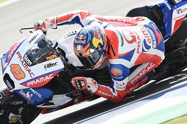 Após pole, Miller espera que Ducati o mantenha na Pramac