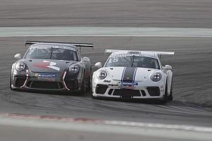 بورشه جي تي 3 الشرق الأوسط تقرير السباق بورشه جي تي 3 الشرق الأوسط: أوليفانت يحرز الفوز في السباق المئوي في دبي