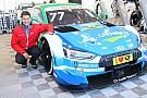 スーパーGT DTMデモランを満喫したデュバル「引退前にまた日本でレースがしたい」
