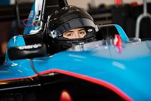 GP3 Nieuws Calderon stapt over naar Jenzer voor derde seizoen GP3