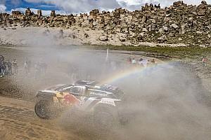 Дакар Репортаж з етапу Дакар-2018, етап 6: гостинна Болівія