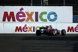 Формула 1 Livefeed Текстова трансляція кваліфікації Гран Прі Мексики