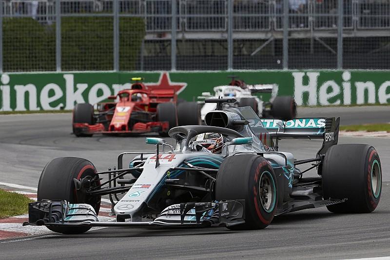 Mercedes пояснила суть проблем на боліді Хемілтона у Канаді