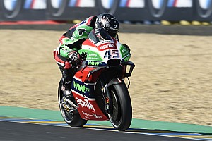 """MotoGP Últimas notícias Em crise, Redding revela ter """"perdido a cabeça"""" em Le Mans"""