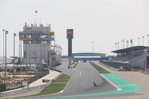 "Moto2&Moto3テスト、""安全のため""MotoGPクラスと同じカタールへと変更"