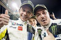Fotos: el triunfal fin de semana de Rossi con Ferrari
