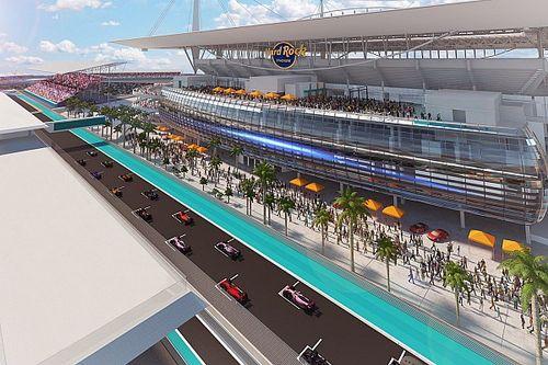 Официально: Гран При Майами состоится в 2022 году