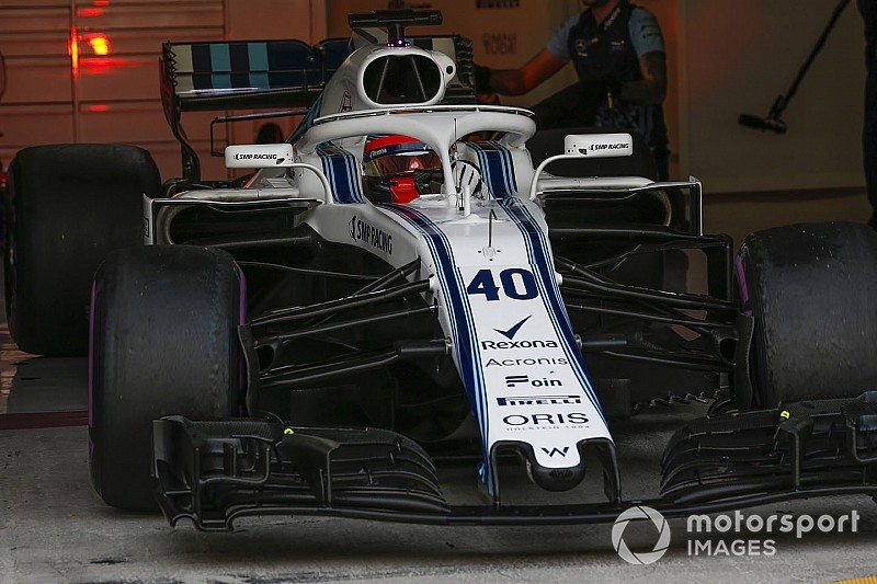 Kubica hoopt op goede start van Williams: