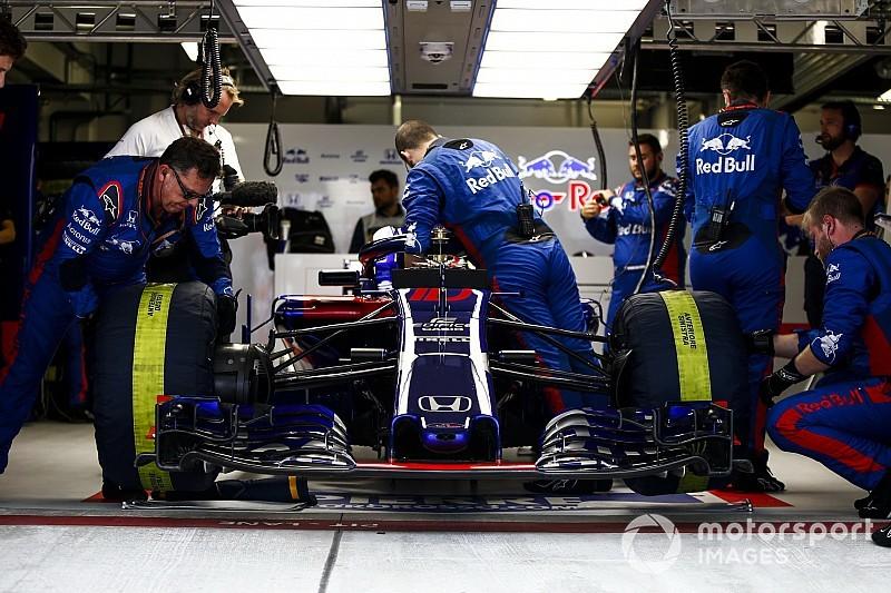 Toro Rosso necesita