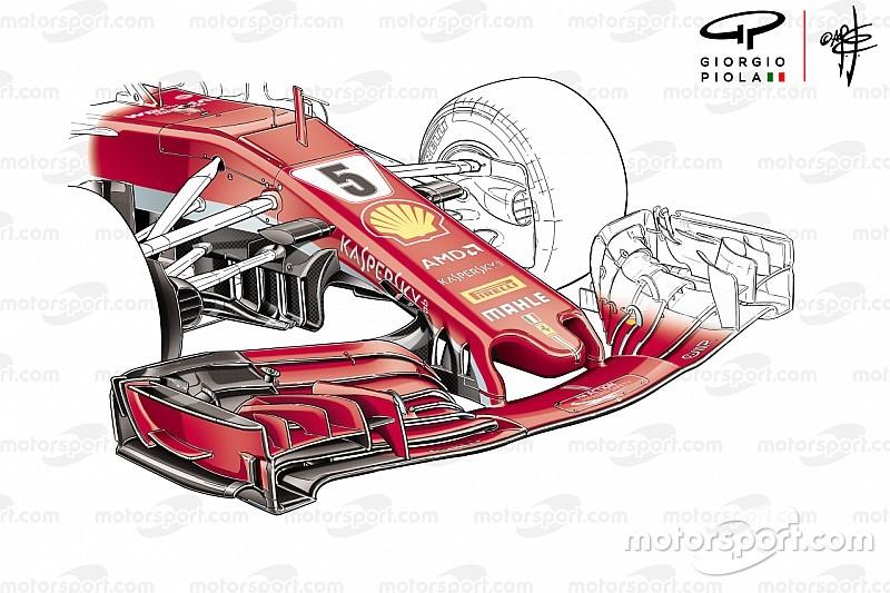 El nuevo concepto que mantiene vivas las esperanzas de título de Ferrari